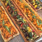 Leckere Blätterteig-Gemüse-Kuchen