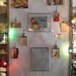 Vintage Wand-Deko - Handmade